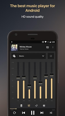 Equalizer music player booster APK latest version - free