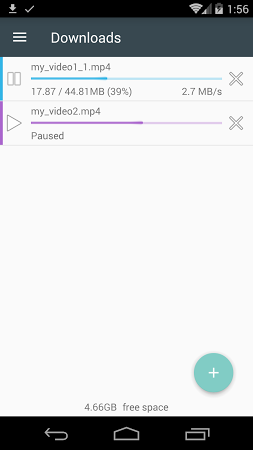 Video Downloader APK latest version - free download for Android