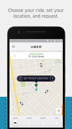 Uber APK latest version - free download for Android