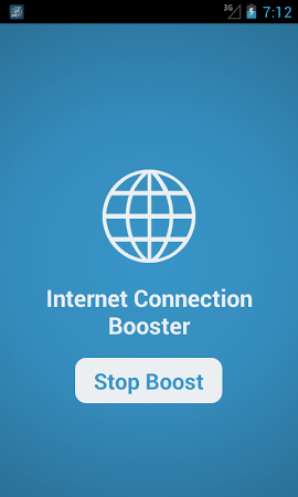 Internet Speed Booster APK latest version - free download for Android