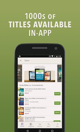 NIV Bible by Olive Tree APK latest version - free download for Android