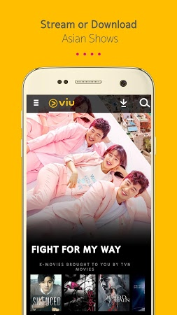 viu apk for android tv