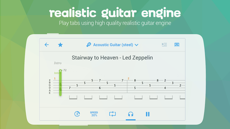 Songsterr Guitar Tabs & Chords APK latest version - free download ...