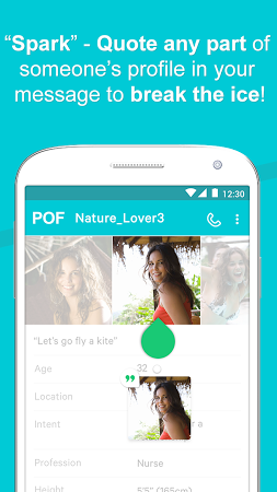 POF Free Dating App APK latest version - free download for