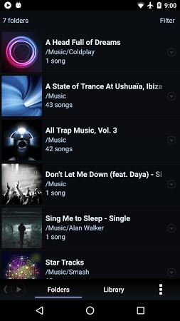 Poweramp Music Player (Trial) APK latest version - free