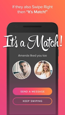 Tinder APK latest version - free download for Android