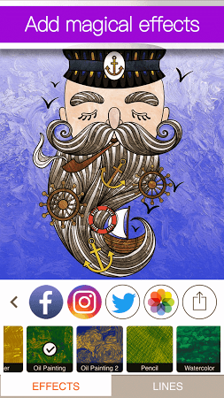 Adult Coloring Book Premium Apk Screenshot 4