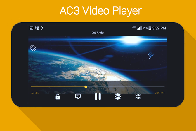 AC3 Player APK latest version - free download for Android