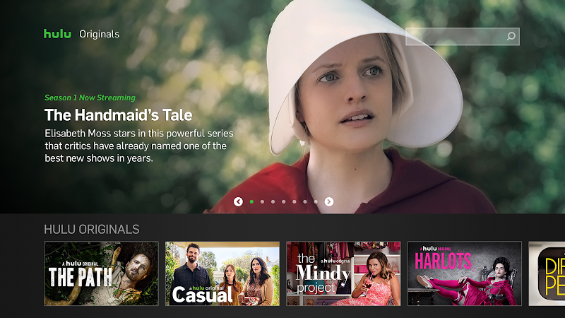 Hulu for Android TV APK latest version - free download