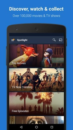 can i watch vudu movies on android tv