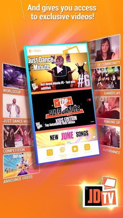 Just Dance Controller APK latest version - free download for Android