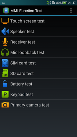Development Settings APK latest version - free download for Android