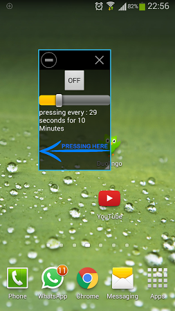 Auto Clicker APK latest version - free download for Android