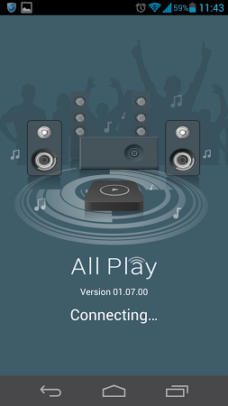 ALCATEL ONETOUCH WiFi Music APK latest version - free download for