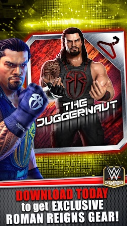 WWE Champions Free Puzzle RPG APK latest version - free download for