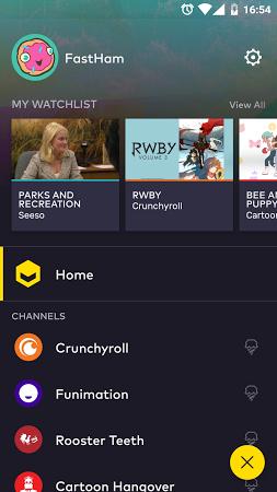 VRV: Anime, game videos & more APK latest version - free download