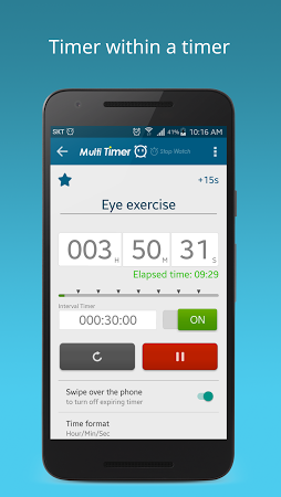 Multi Timer StopWatch APK latest version - free download for
