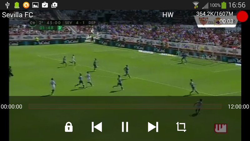 VXG IPTV Player APK latest version - free download for Android