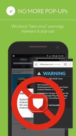 Free Adblocker Browser - Adblock & Popup Blocker APK latest