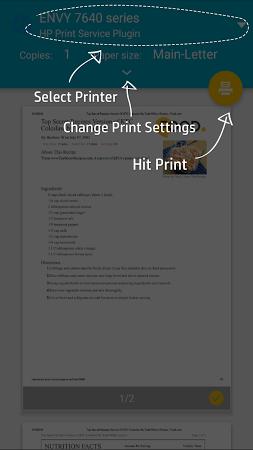 hp printer app download