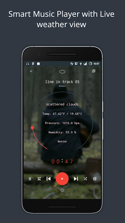 Pluto Smart Music Player APK latest version - free download for Android