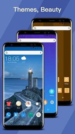 SS S8 Launcher for Galaxy S8 - Theme, Icon pack APK latest