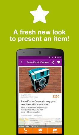 OLX APK latest version - free download for Android