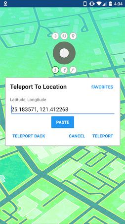GPS JoyStick Fake GPS Location APK latest version - free