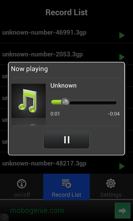 Real Call Recorder APK latest version - free download for