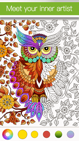 Adult Coloring Book Premium Apk Screenshot 2
