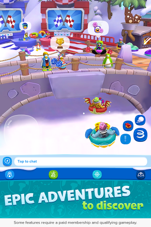 Club Penguin Island APK latest version - free download for