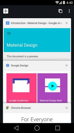 chrome android apk latest version